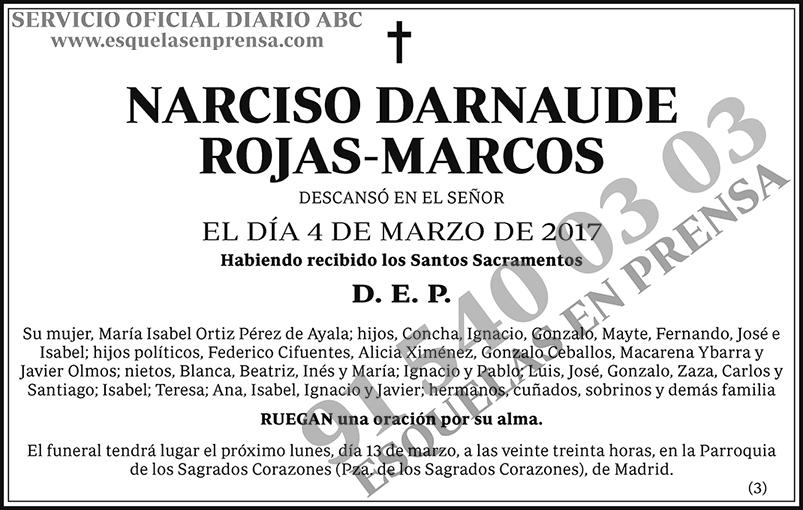 Narciso Darnaude Rojas-Marcos